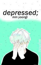 depressed; min yoongi by -TxnysTrtl