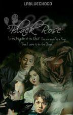 Black Rose by LaBlueChoco