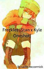 Freckles [Stan x Kyle Oneshot] by sadie-mccormick
