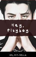 Hey, Playboy by pit_yella