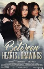 Between Hearts & Drawings by harmotari0