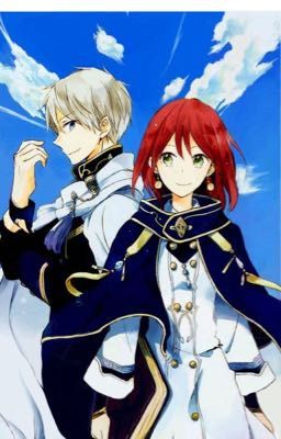 Red Color Of Fate Snow White With The Red Hair Shirayuki X Zen