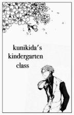 Kunikida's Kindergarten Class  by faeria-