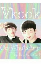 «Vkook On WhatsApp» by _taelicious