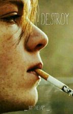 Destroy ~ [Cameron Monaghan] by xXxNina_TuckerxXx