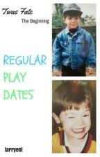 REGULAR PLAYDATES - 'Twas Fate #1; larry au { baby!louis child!harry} by larryent