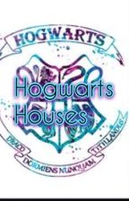 Hogwarts Houses by Starcatcher24