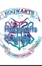 Hogwarts Houses by Starcatcher24