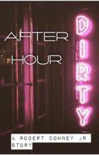 After Hour {Robert Downey JR, Scarlett Johansson} by chadwickslaugh