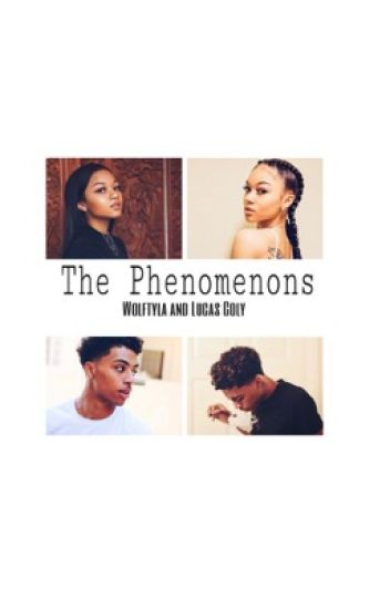 The Phenomenons // Wolftyla and Lucas Coly