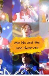 Min Na and The Nine Dwarves by cheonsa328
