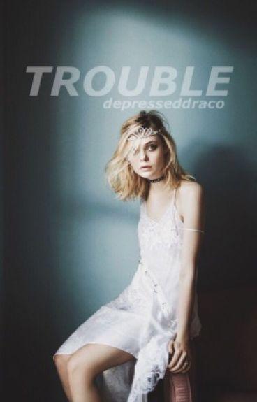 Trouble || [Jasper Hale]