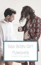 Bad Boys Get Punished (Larry Stylinson) // (BDSM) by Ships_Never_Die