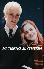 Mi tierno slytherin #DramioneAwards by LocaDeGuerra