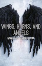 || Wings, Horns, and Angels || (Warren XMA) by quickangel