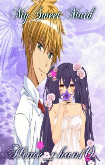 My Sweet Maid [ Kaichou Wa Maid Sama fanfic/ Usui love story]