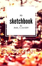 My Sketchbook by Books_4_ever1234