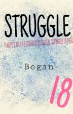 STRUGGLE (18)  by Harizuka