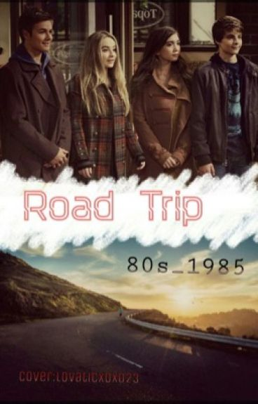 Road Trip ~ Markle/Rucas