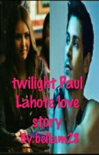 twilight Paul Lahote love story by bellspop38