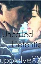 Uncalled Detention by puppielveXX8