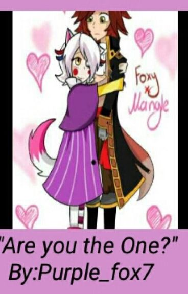 """""""Are You The One?"""" (Fangle) Fnaf Highschool Love"""