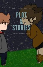 Ask Team Crafted's Plot n things by TropicalPancakes