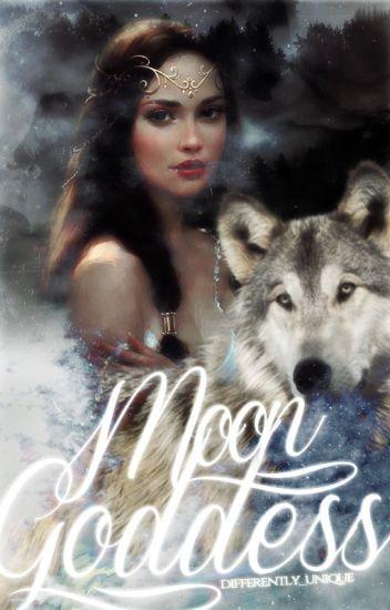 Moon Goddess (#Wattys2016)