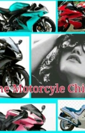 Motorcycle Chick  by naileya64628