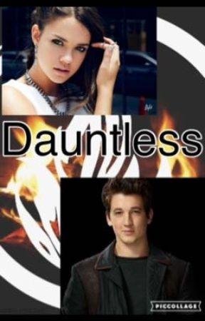 Dauntless  by wildstarfire12