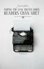 Những Thể Loại Truyện Khiến Readers Chán Ghét by Capri_LIB