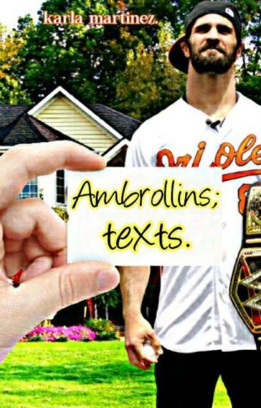 Ambrollins' Chats.