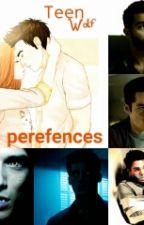 Teen Wolf Preferences [MAGYAR] by Merci000