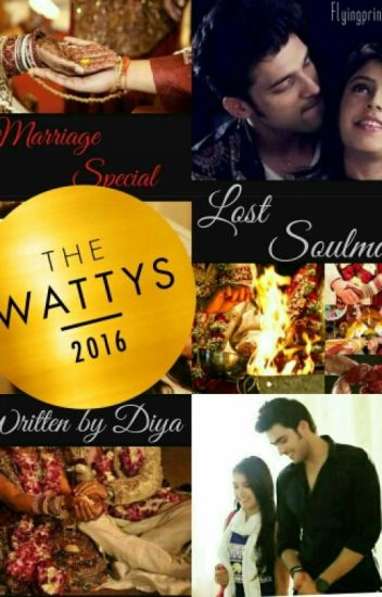 Lost Soulmate (Manan SS) [Winner Of Wattys 2016 Hidden Gems Award]