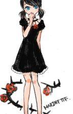 La oscura Marinette - Ladybug- Adrinette by historias_irreales