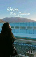 Dear, Koo Junhoe  by xogbnx