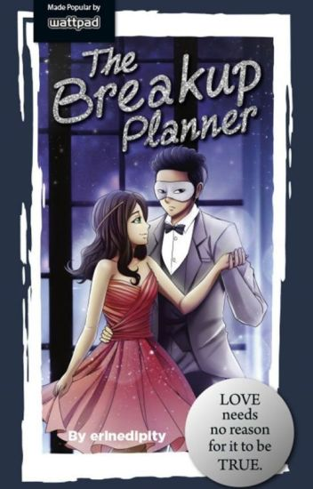 The Break Up Planner (Published Under Pop Fiction)