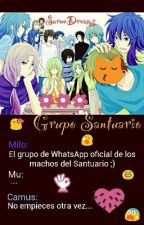 Grupo Santuario by SarueDreams