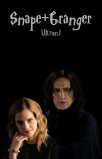 Snape+Granger  by UltronJ