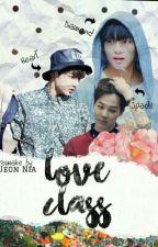 love class { vkook+jikook } by jeon-nia