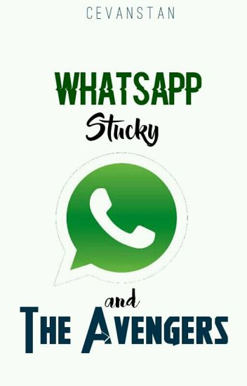 WhatsApp [Stucky/Avengers]