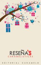 Reseñas [Cerrado] by editorialcaramelo