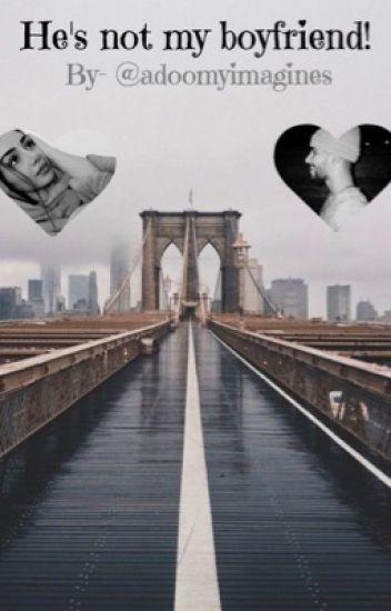 He's not my boyfriend// Adam Saleh story COMPLETED