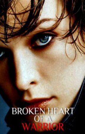 Broken heart of a warrior (ON HOLD) by xxSweetSimplicityxx