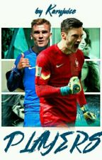 Players [GRIEZMANN & LLORIS] by Karyjuice