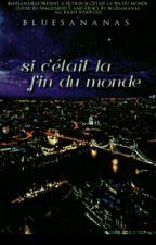 Si C'était La Fin Du Monde by bluesAnanas