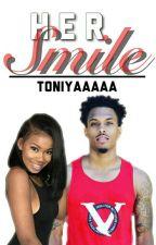 Her Smile  by toniyaaaaa