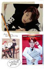 Déjame estudiar, hyung ➣JiKook by thebunnyshiteu