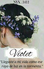 Violet.© {   } /EDITANDO/ by NYX_1412