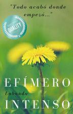 Efímero, Intenso by Labanda
